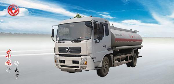 东风东风DFL1140化工液体运输车