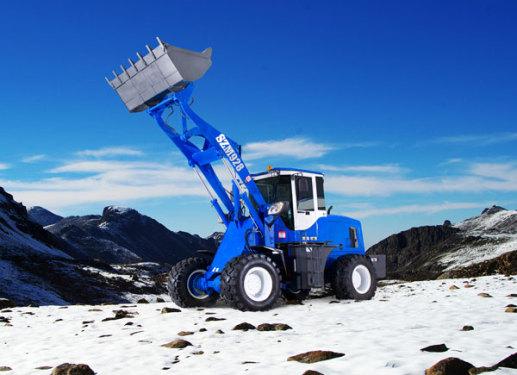 山装SZM928装载机