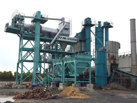 铁拓机械RLBZ1000型再生机械(配套2000型)