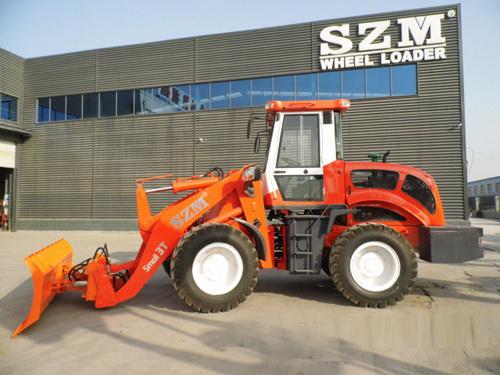 山装SZM930L装载机