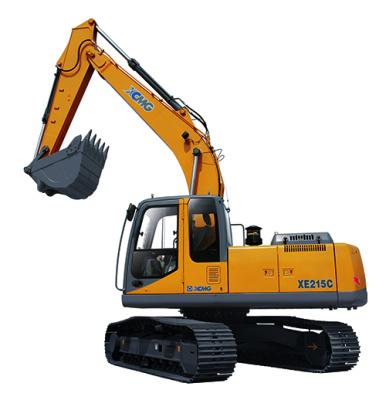 徐工XE215CA中大型挖掘機