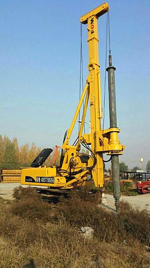 富岛机械FD525旋挖钻机