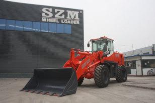 山装SZM932装载机