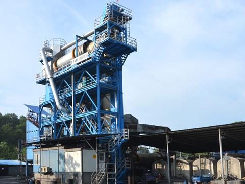 铁拓机械RLBZ1000再生机械(配套2000型)
