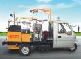 路大LD-C300D型车载式路面开槽灌缝机高清图 - 外观