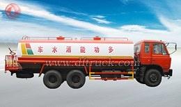 东风东风双桥1254消防供水车(带洒水功能)洒水车