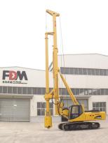 富岛机械FD850A旋挖钻机