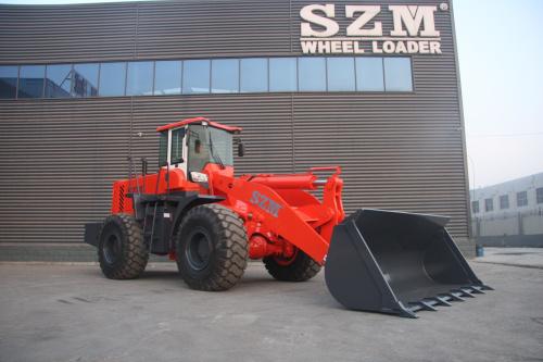 山装SZM959装载机
