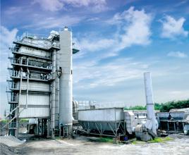 东南机械LBD系列沥青混合料搅拌设备高清图 - 外观