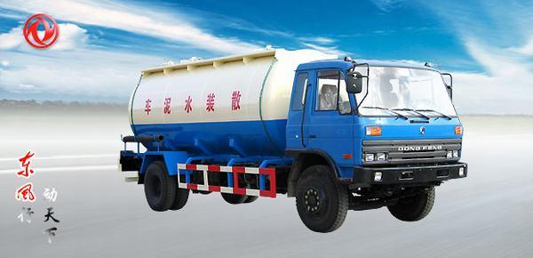 东风东风EQ5161粉粒物料运输车高清图 - 外观