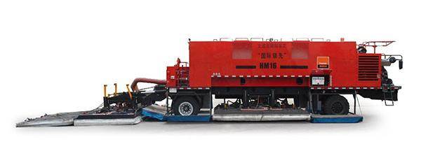 英達科技HM16瀝青路面加熱車