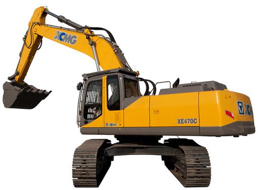 徐工XE470C中大型挖掘机