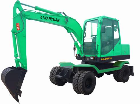 欣安远A4L275W-8轮式挖掘机