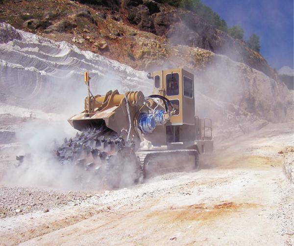 泰斯美克1150XHD岩鼓式碎岩金刚高清图 - 外观