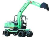欣安远A4L270W-8轮式挖掘机