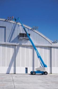 美国吉尼S™-100/S™-105自行式直臂型高空作业平台