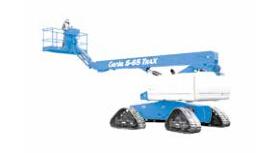 美国吉尼S-65/S-65Trax自行式直臂型高空作业平台