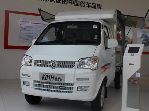 東風東風小康 K01H 1.21L 87馬力 排半微卡