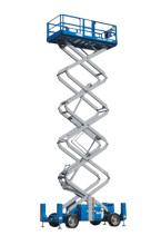 美国吉尼GS-5390 RT自行式剪型高空作业平台高清图 - 外观