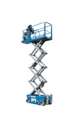 美国吉尼GS™-2032自行式剪型高空作业平台