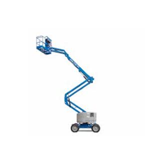 美国吉尼Z™-51/30J RT自行式曲臂型高空作业平台