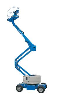 美国吉尼Z™-45/25 & Z™-45/25J DC & Bi-Energy自行式曲臂型高空作业平台