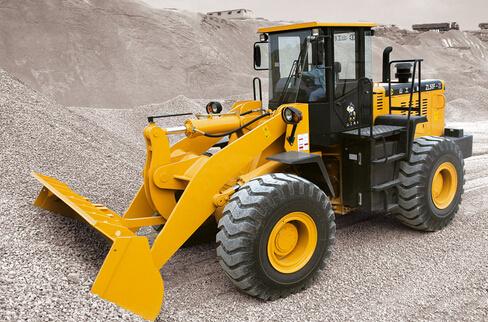 山工机械ZL50F-II轮式装载机