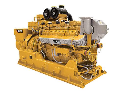 卡特彼勒CAT®CG132-16燃气发电机组