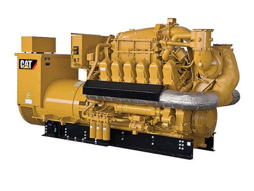 卡特彼勒CAT®G3512E燃气发电机组
