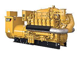 卡特彼勒G3512E燃气发电机组