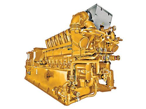 卡特彼勒CAT®CG260-12燃气发电机组