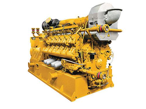 卡特彼勒CAT®CG170-16燃气发电机组