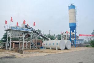 華中建機LZS500瀝青冷再生設備