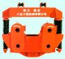 八达工程机械DZ-KS系列中孔双电机(普通电机)振动锤高清图 - 外观
