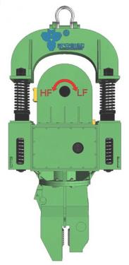 永安DZ-90小型振动锤