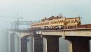 华中建机HZQ系列公路架桥机高清图 - 外观