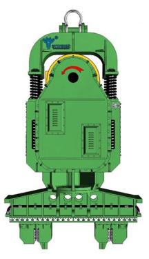 永安DZJ-150中型振动锤