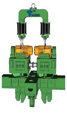永安DZJ-480联动振动锤
