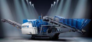 克磊镘(KLEEMANN)MCO 13 移动圆锥式破碎设备