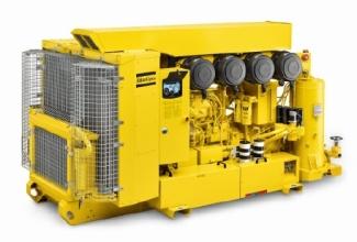 阿特拉斯·科普柯DrillAir™敞开式空压机高清图 - 外观