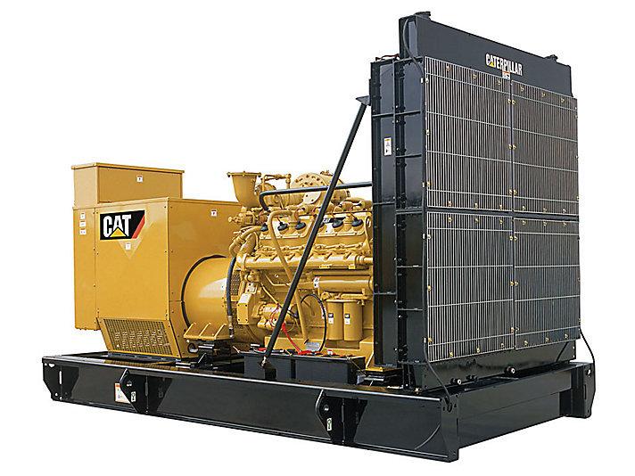 卡特彼勒G3412燃气发电机组