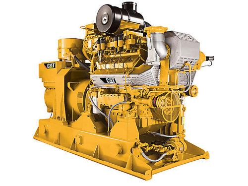 卡特彼勒CAT®CG132-8燃气发电机组