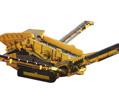 中意LDSF1548履带式移动筛分站