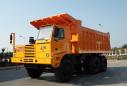 蓬翔PX60宽体自卸车高清图 - 外观