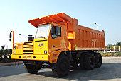 蓬翔PX60寬體自卸車