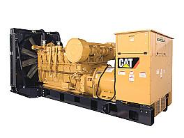 卡特彼勒3512A柴油发电机组