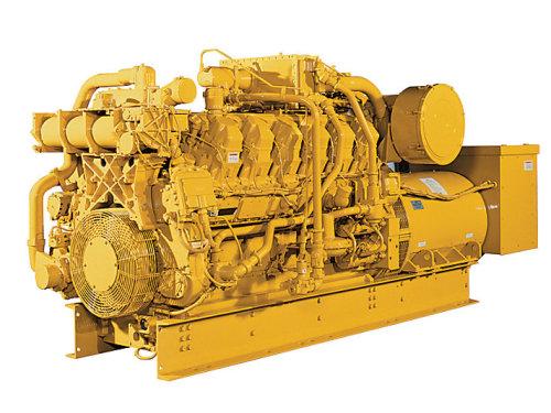 卡特彼勒CAT®G3512A燃气发电机组