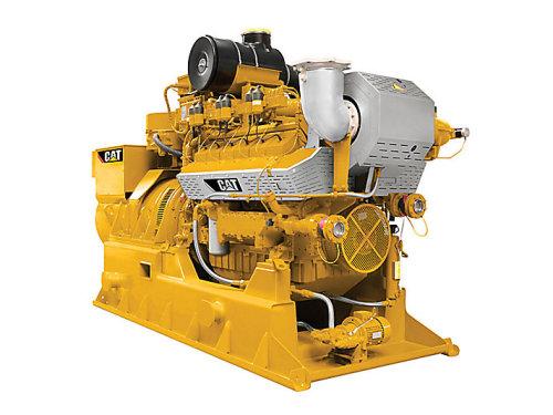 卡特彼勒CAT®CG132-12天然气发电机组