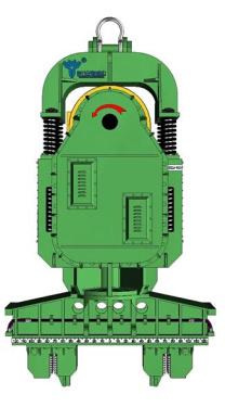 永安DZJ-180大型振动锤