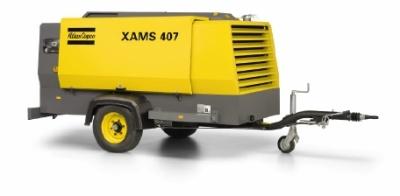 阿特拉斯·科普柯XA(T,H,V)S 367-287大型移动式空气压缩机高清图 - 外观